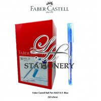 Faber Castell Ball Pen NX23 0.5mm - Blue
